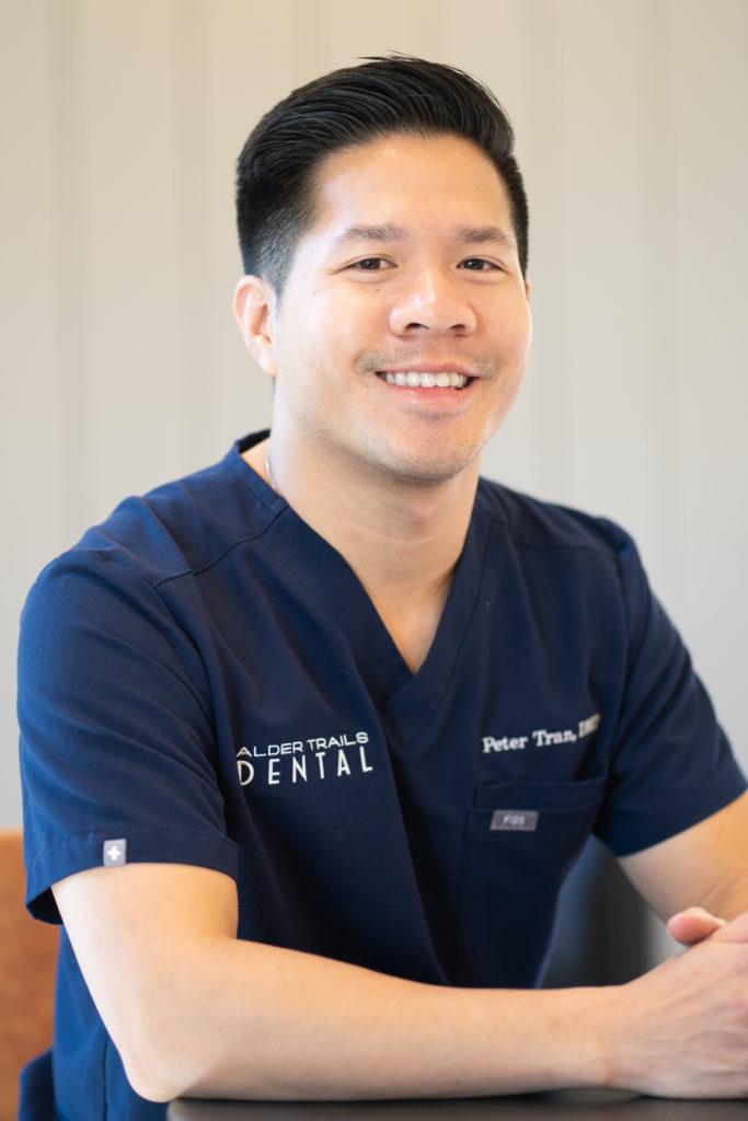 Peter Tran, Dentist In Cypress